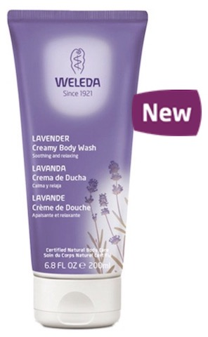Image of Lavender Creamy Body Wash