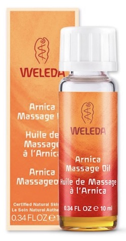 Image of Arnica Massage Oil Travel Size