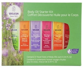 Image of Body Oil Starter Kit
