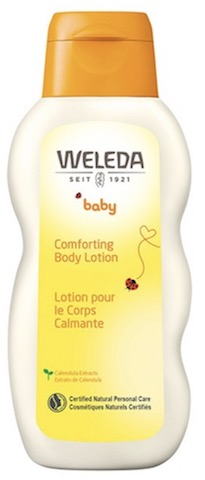 Image of Baby Calendula Comforting Body Lotion