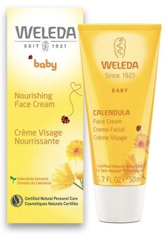 Image of Baby Calendula Nourishing Face Cream