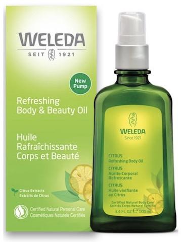 Image of Citrus Refreshing Body & Beauty Oil