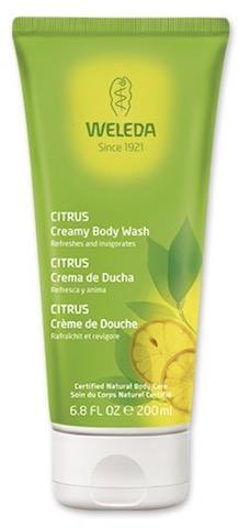 Image of Citrus Creamy Body Wash