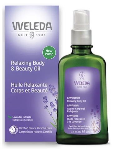 Image of Lavender Relaxing Body & Beauty Oil