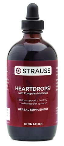 Image of Strauss Heartdrops Cinnamon