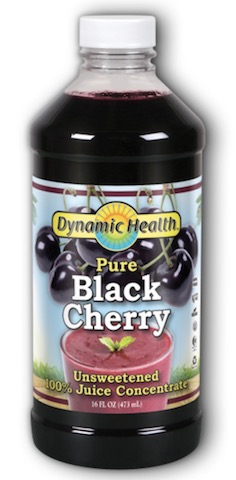 Image of 100% Juice Concentrate Black Cherry Liquid