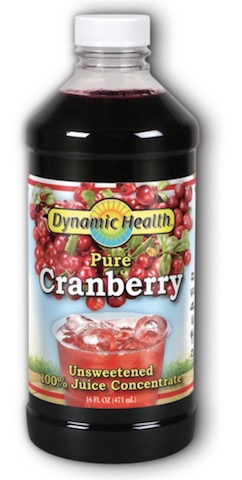 Image of 100% Juice Concentrate Cranberry Liquid