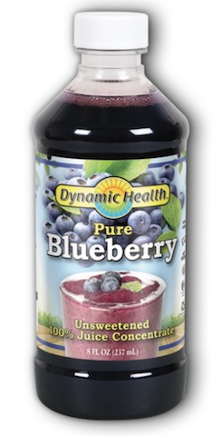 Image of 100% Juice Concentrate Blueberry Liquid