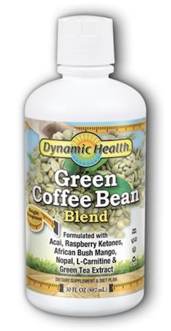 Image of Green Coffee Bean Blend Liquid