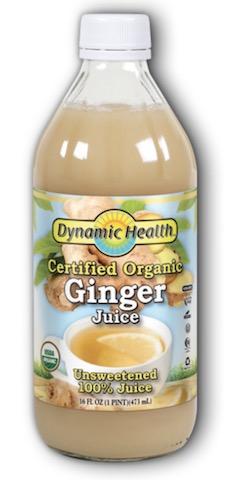 Image of Ginger Juice Liquid Organic