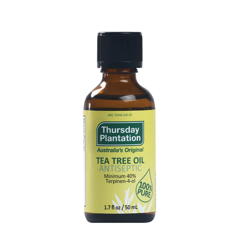 Image of 100% Pure Tea Tree Oil (Tea Tree Oil Antiseptic)