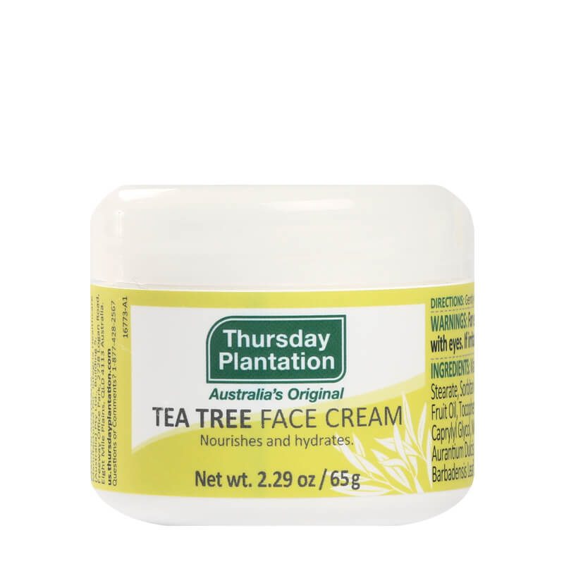 Image of Tea Tree Face Cream