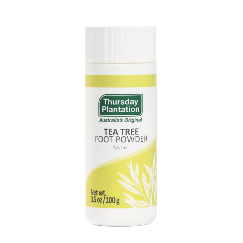 Image of Tea Tree Foot Powder