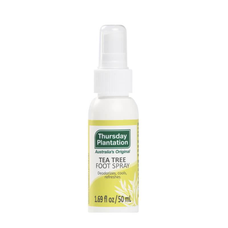 Image of Tea Tree Foot Spray