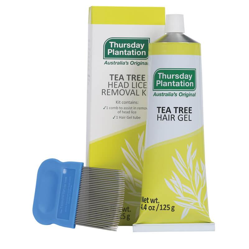 Image of Tea Tree Head Lice Kit
