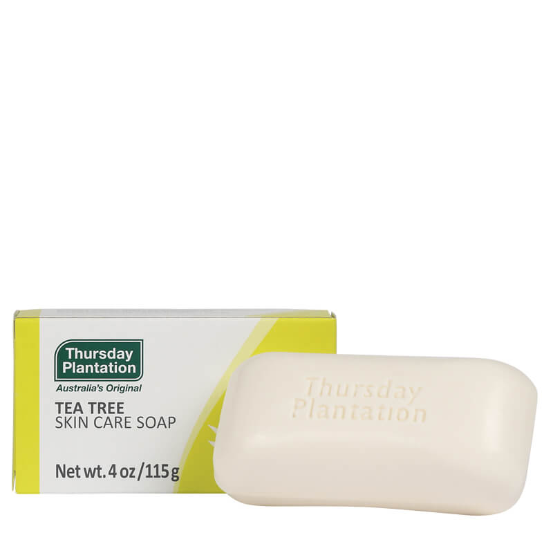 Image of Tea Tree Skin Care Soap Bar