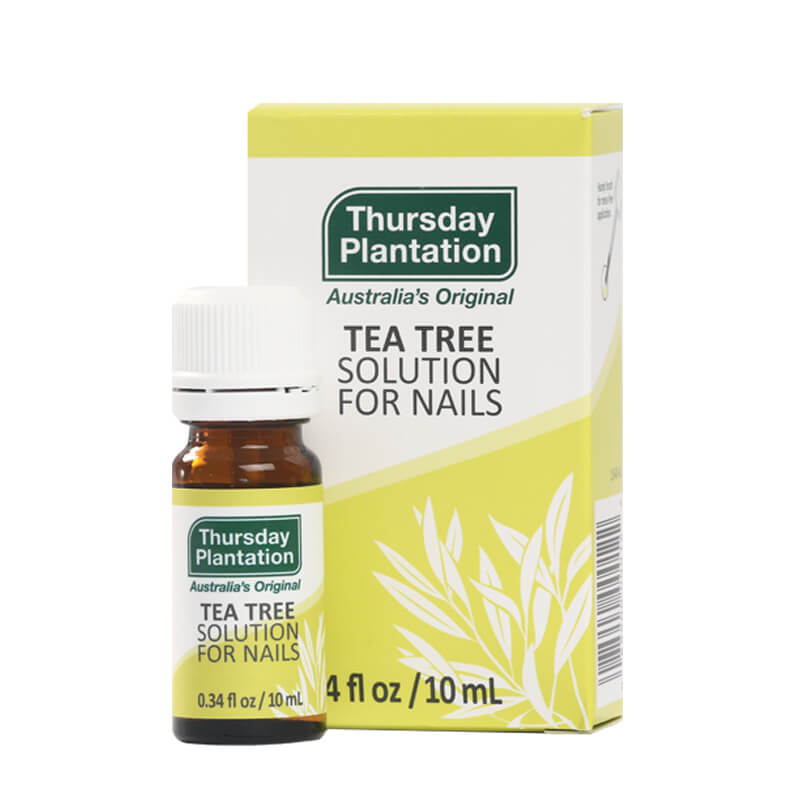 Image of Tea Tree Solutions for Nails