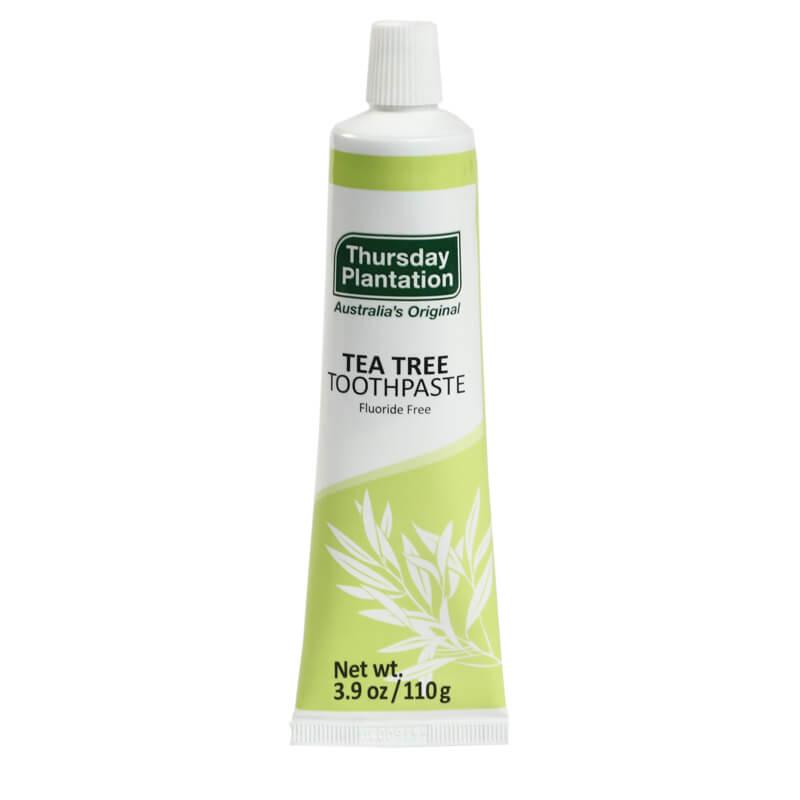 Image of Tea Tree Toothpaste (Fluoride Free)
