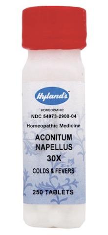 Image of Aconitum Napellus 30X