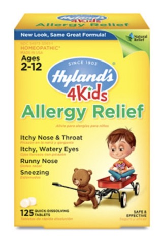 Image of 4 Kids Allergy Relief