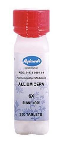 Image of Allium Cepa 6X