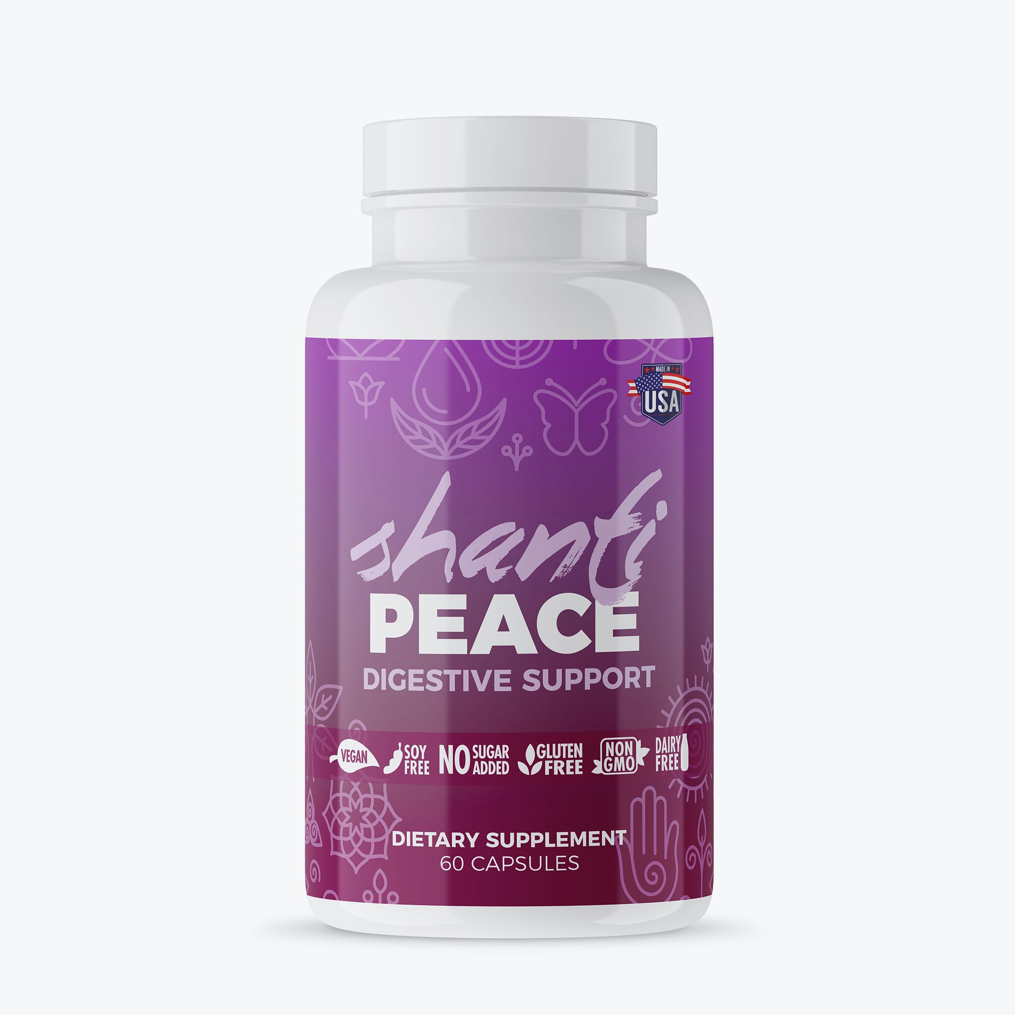 Image of Shanti Peace Digestive Support
