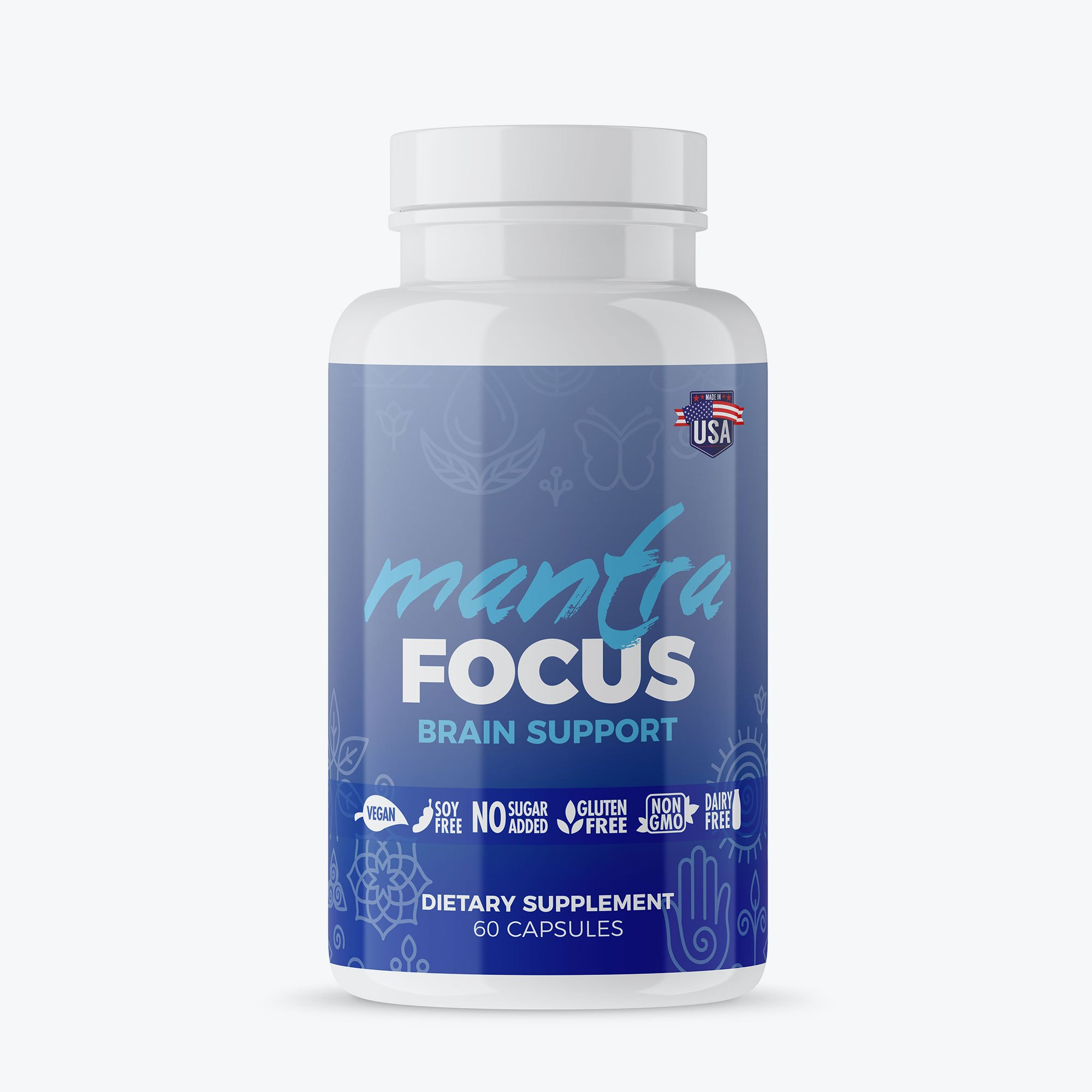 Image of Mantra Focus Brain Support