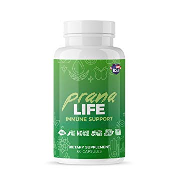 Image of Prana Life Immune Support