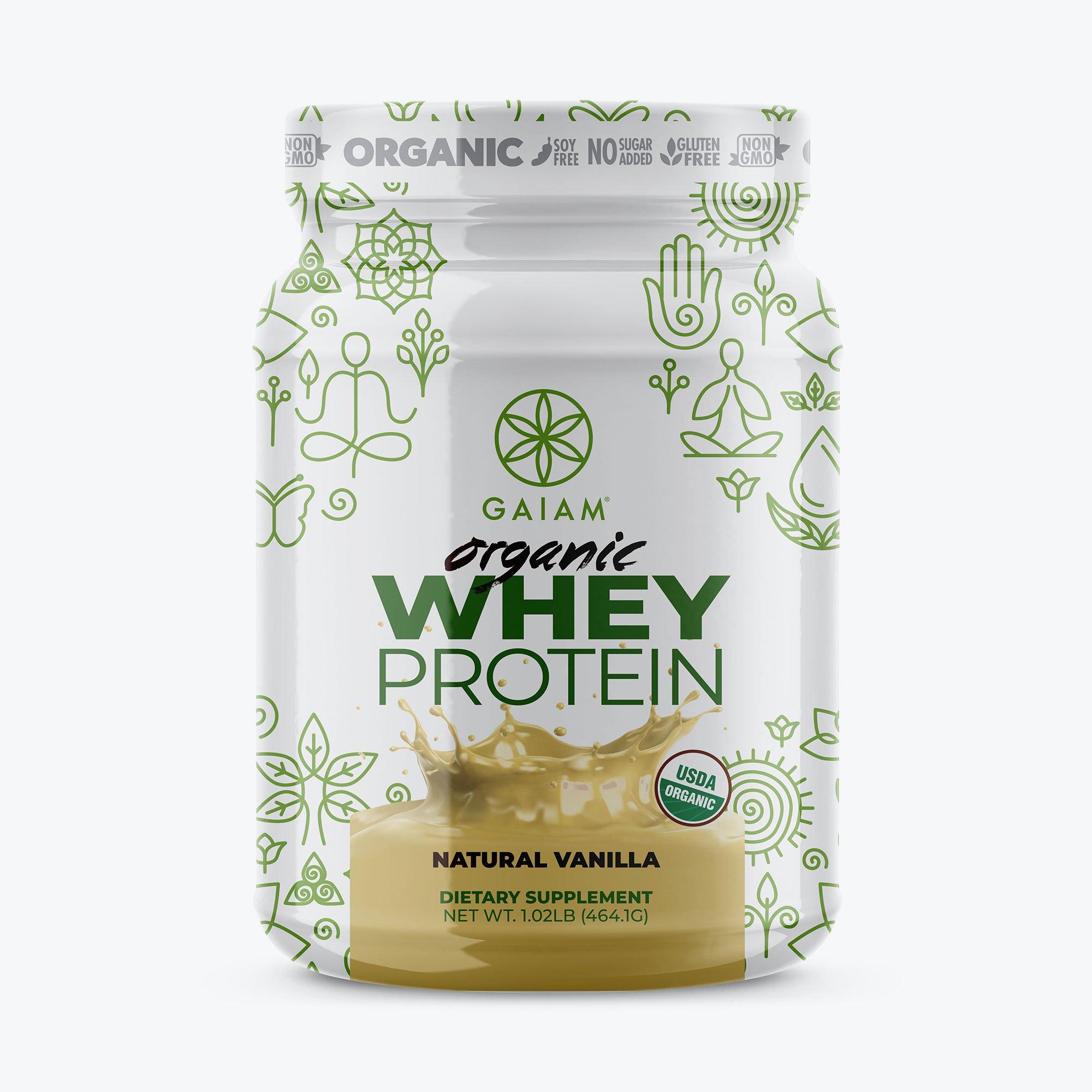 Image of Whey Protein Vanilla