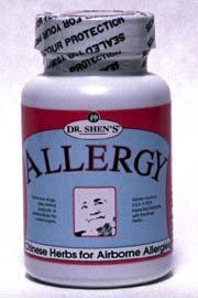 Image of Allergy Formula A (Min Kan Wan)