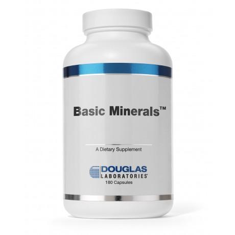 Image of Basic Minerals (Iron-Free)
