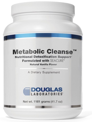Image of Metabolic Cleanse with SEACURE Powder Vanilla