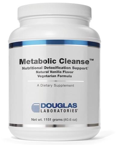 Image of Metabolic Cleanse Powder Vanilla Vegetarian