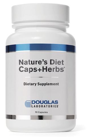 Image of Nature's Diet Caps+Herbs