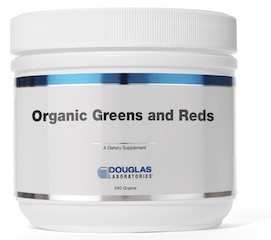 Image of Organic Greens and Reds Powder