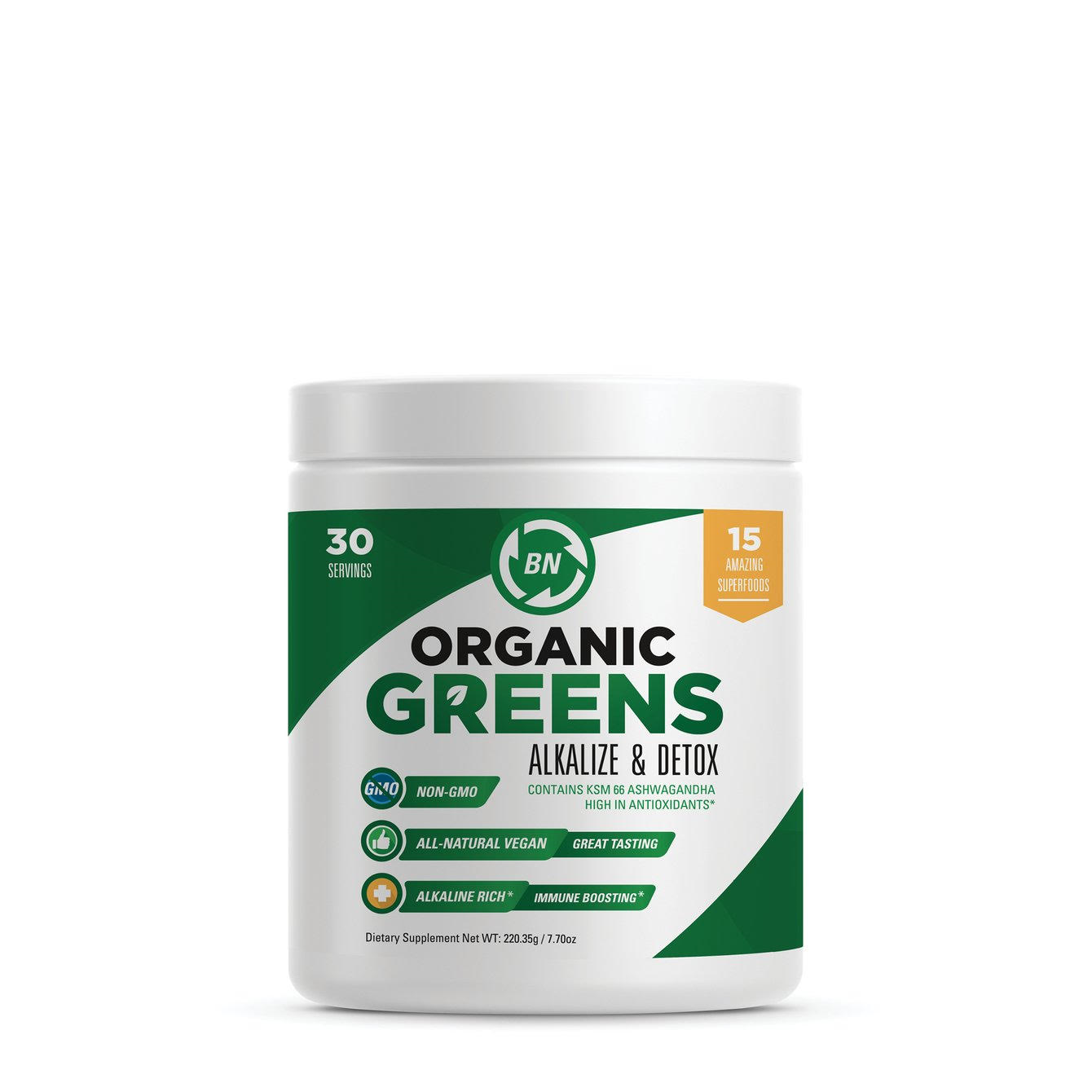 Image of BN Organic Greens