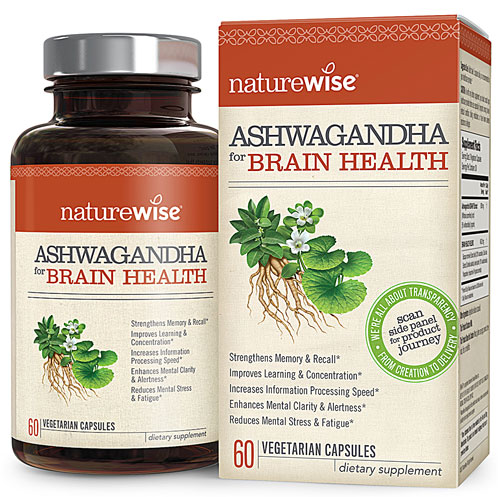 Image of Ashwagandha for Brain Health