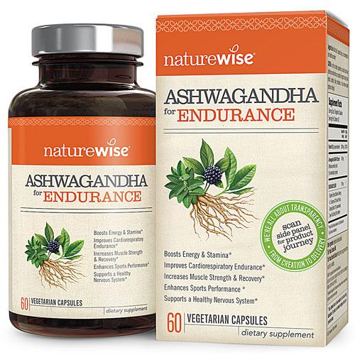 Image of Ashwagandha for Endurance