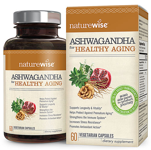 Image of Ashwagandha for Healthy Aging