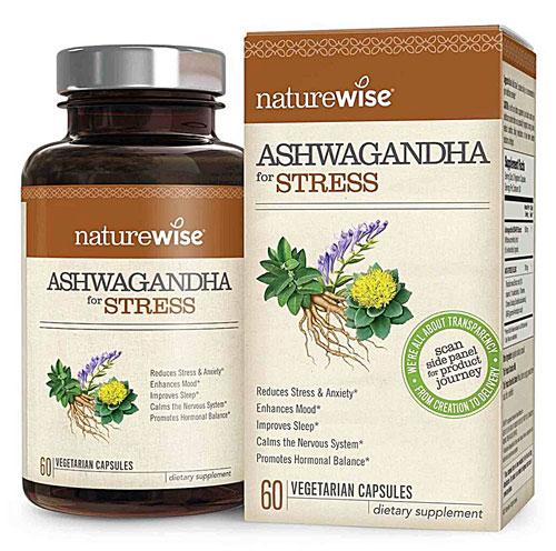 Image of Ashwagandha for Stress