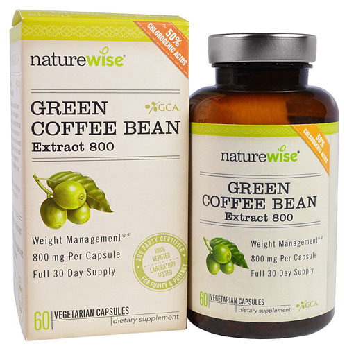 Image of Green Coffee Bean Extract 800 mg