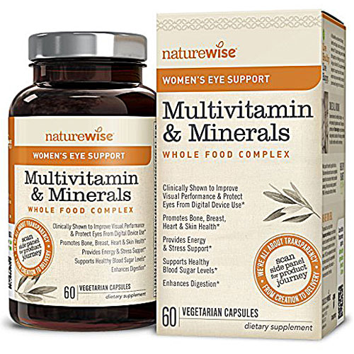 Image of Women's Multivitamin & Mineral with Eye Support