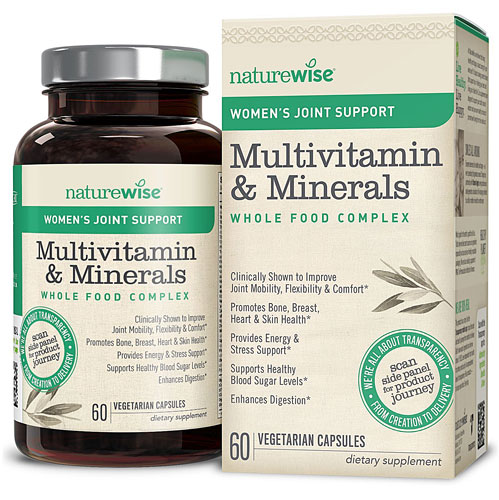 Image of Women's Multivitamin & Mineral with Joint Support