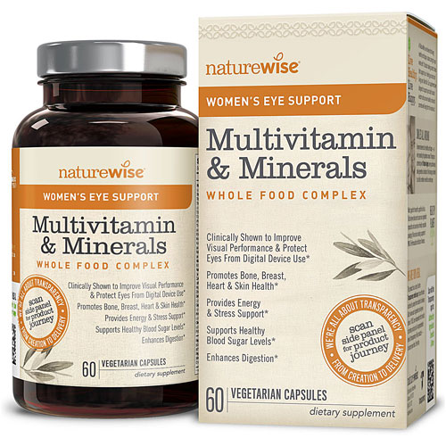 Image of Men's Multivitamin & Minerals with Eye Support