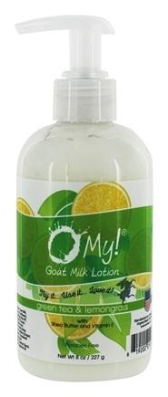 Image of Lotion Goat Milk Green Tea & Lemon