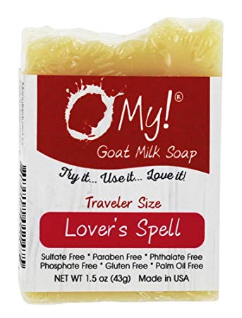 Image of Soap Bar Goat Milk Lover Spell
