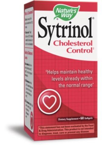Image of Sytrinol Cholesterol Control