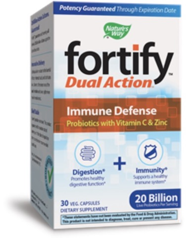 Image of Fortify Dual Action Immune Defense 20 Billion