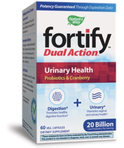 Image of Fortify Dual Action Urinary Health 20 Billion