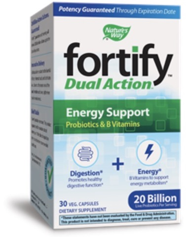 Image of Fortify Dual Action Energy Support 20 Billion